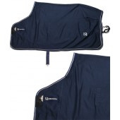 Navy Cotton Cooler