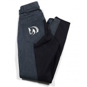 Dark Denim Breeches