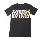 Athletic Fit Black T-shirt