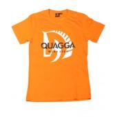 Athletic Fit Orange T-shirt