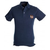 Navy Polo Shirt Athletic