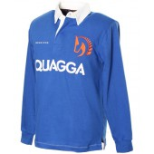 Blue Rugby Shirt