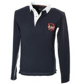 Dark Navy Rugby Shirt