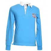 Imperial Blue Rugby Shirt