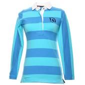 Blue & Laguna Rugby Shirt