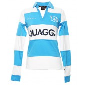 Blue & White Rugby Shirt