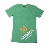 Athletic Fit Green T-shirt