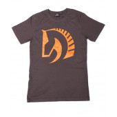 Athletic Fit Chocolate T-shirt