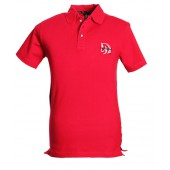 Red Polo Shirt Athletic