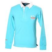 Laguna Blue Rugby Shirt