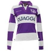 Purple & Grey Rugby Shirt