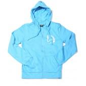 Imperial Blue Zippy Hoodie